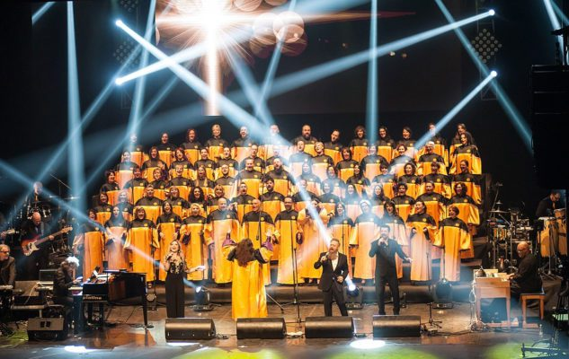 Right Time Right Place – Sunshine Gospel Choir