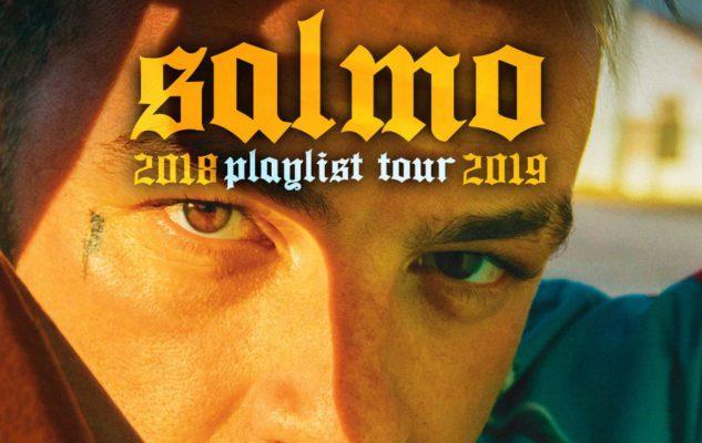 Salmo a Torino nel 2019: data e biglietti del concerto