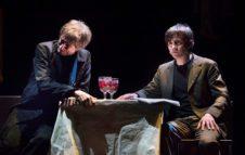 Delitto e Castigo in teatro a Torino con Sergio Rubini e Luigi Lo Cascio