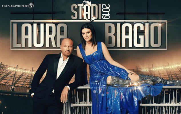 Laura Pausini e Biagio Antonacci a Torino nel 2019: data e biglietti