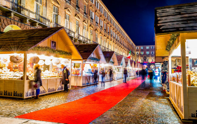 Immagini Mercatini Natale.Mercatini Di Natale A Torino 2019 2020 I Piu Belli Da Non