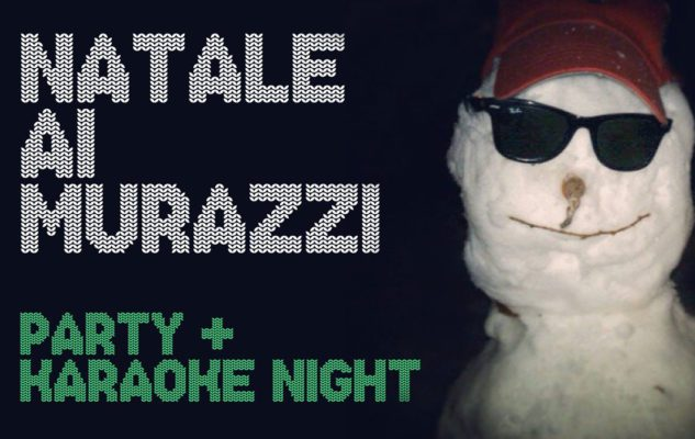 Natale ai Murazzi – PARTY & Karaoke Night