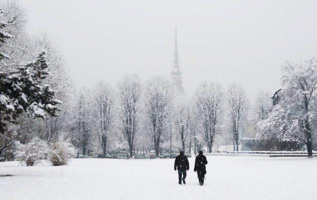 Neve a Torino: le previsioni meteo per il week-end