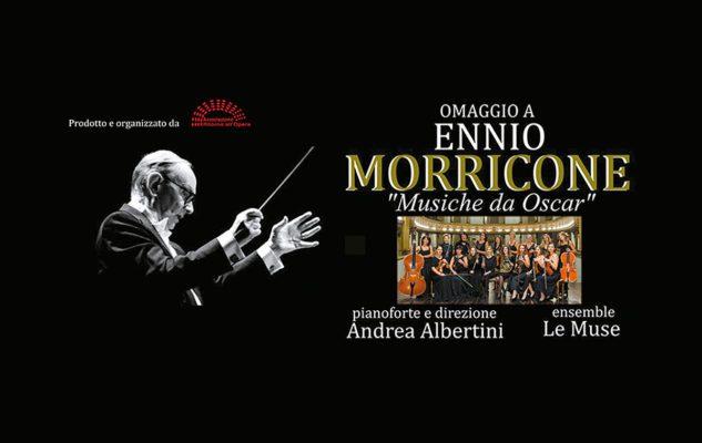 Omaggio a Morricone: musiche da Oscar in teatro a Torino