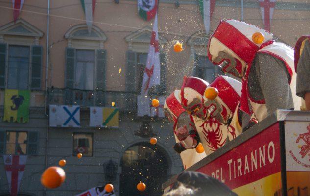 Carnevale di Ivrea 2019: date e programma completo