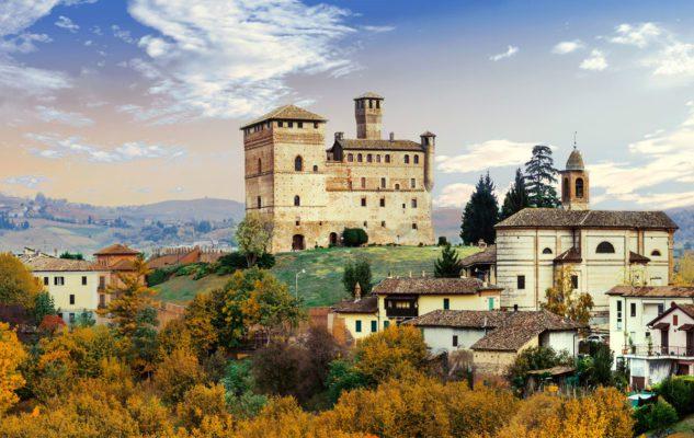 Il Castello di Grinzane Cavour: spettacolare maniero medievale nel cuore delle Langhe
