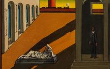 """""""Giorgio de Chirico: ritorno al futuro"""": a Torino la mostra con le opere del grande artista"""