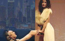 """""""È l'uomo per me"""" con Marina Thovez e Mario Zucca al Teatro Gioiello"""