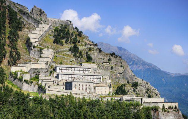 Forte di Fenestrelle Piemonte