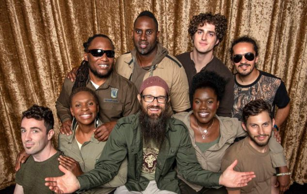 Groundation in concerto a Torino per l'unica data italiana