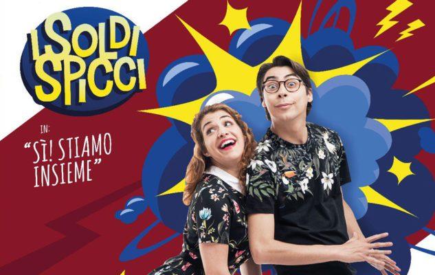 """I Soldi Spicci in """"Si…Stiamo Insieme"""""""