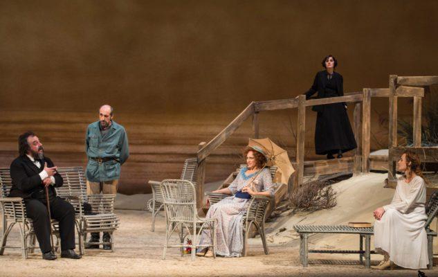Il gabbiano: il capolavoro di Čechov in scena al Teatro Carignano di Torino