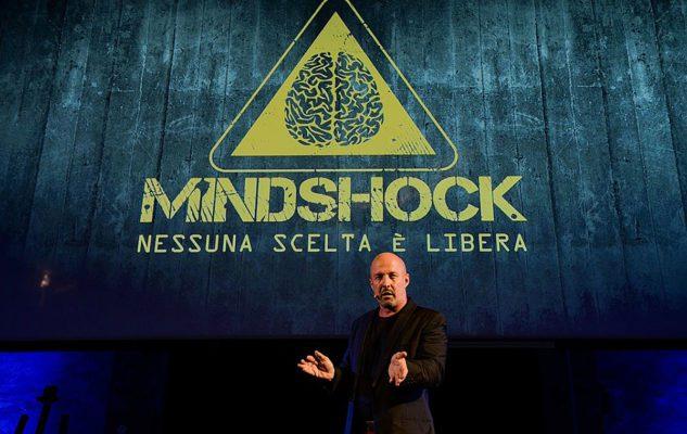 """Marco Berry a Torino con lo spettacolo """"Mindshock 2.0"""""""