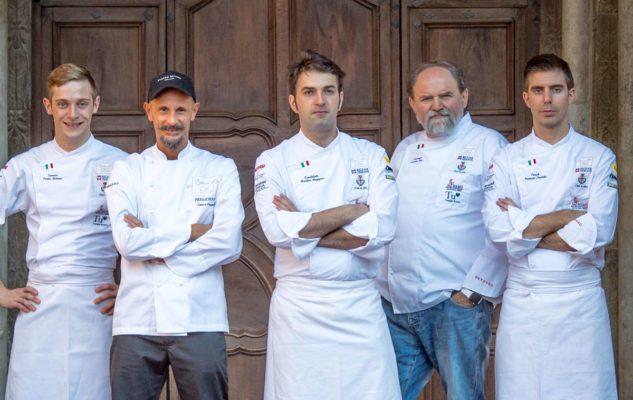 Il Piemonte guida il Team Italia alla prestigiosa finale mondiale del Bocuse d'Or