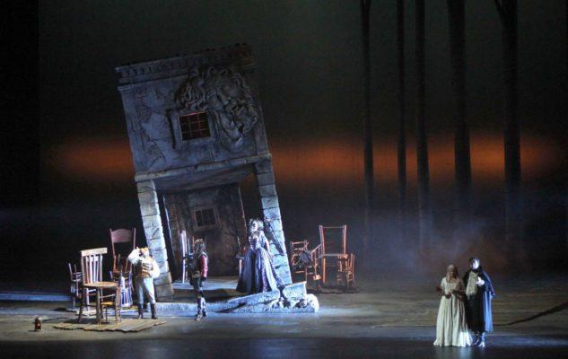 """""""Rigoletto"""" di Giuseppe Verdi in scena al Teatro Regio di Torino"""