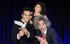 """""""The Magic Brothers"""" con Luca Bono e Francesco Scimemi"""