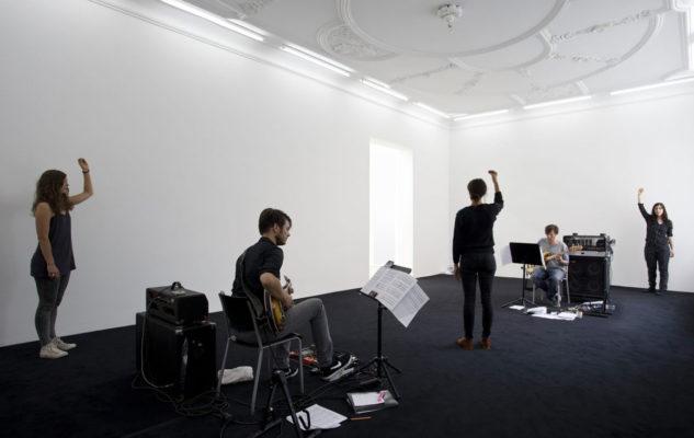In Concert: la prima mostra italiana di Ari Benjamin Meyers alle OGR di Torino