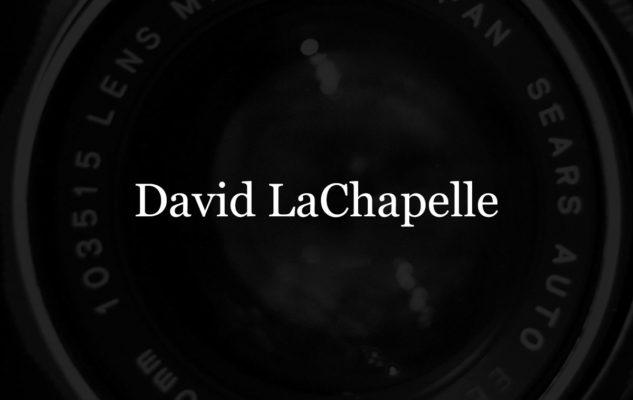 David LaChapelle: in mostra alla Reggia di Venaria gli scatti del famoso fotografo