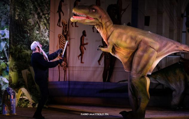 Dinosaur Show Live Experience a Torino