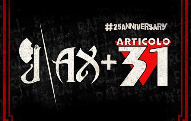 J-Ax + Articolo 31 al Wake Up Music Festival di Mondovì: data e biglietti