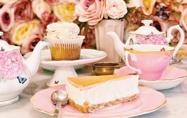 Roses and Tea: una romantica merenda tra le rose a Torino