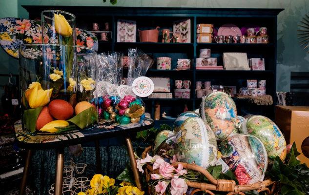Bottega Paideia: sorprese e idee regalo solidali per la Pasqua 2019