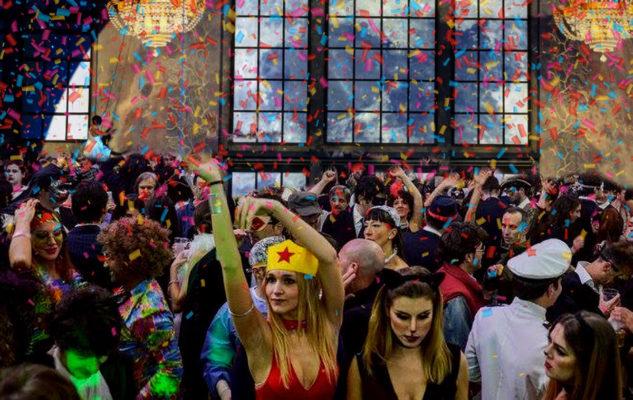 Carnival Party 2019 alla Nuvola Lavazza