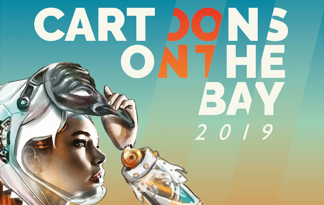 Cartoons on the Bay 2019 a Torino