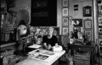La casa-studio di Carol Rama a Torino diventa un museo e apre al pubblico