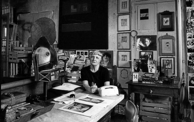 La casa-studio di Carol Rama a Torino diventa un museo