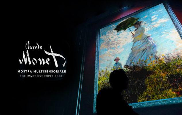 Claude Monet – The immersive experience: la mostra alla Palazzina di Caccia di Stupinigi