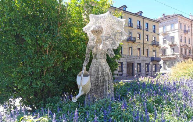 giardiniere artista Torino