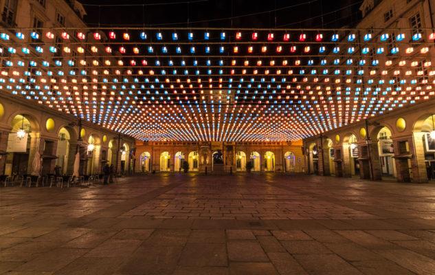 Luci d'Artista 2019/2020 a Torino: le date e la mappa delle installazioni