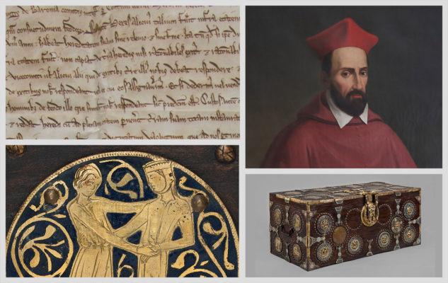 La Magna Charta in Piemonte: la prima volta in Italia di questo prezioso documento
