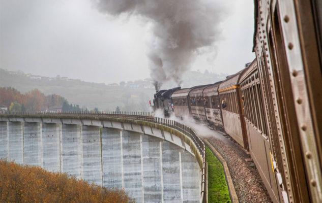 Treni Storici in Piemonte tra locomotive a vapore e paesaggi magici: le date del 2019