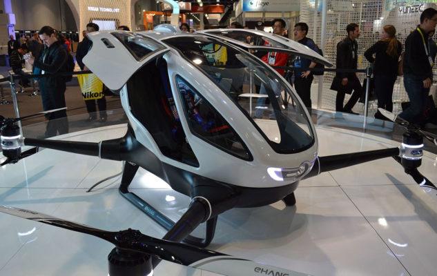 Droni-taxi nel cielo di Torino: le prime sperimentazioni saranno nel capoluogo piemontese