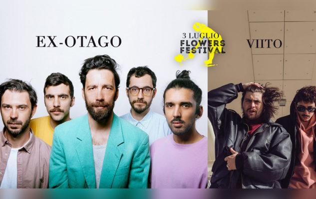 Ex-Otago + Viito al Flowers Festival 2019 di Collegno: data e biglietti