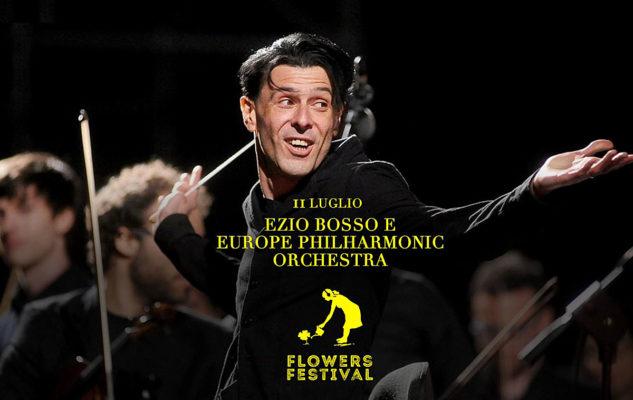 Ezio Bosso al Flowers Festival 2019 di Collegno: data e biglietti