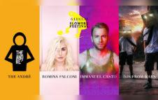 Immanuel Casto+ Djs From Mars al Flowers Festival 2019 di Collegno