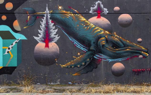 MAUA – Museo di Arte Urbana Aumentata di Torino: la street art prende vita