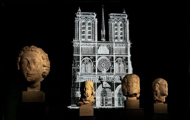 Notre-Dame de Paris. Sculture gotiche dalla grande cattedrale: ingresso gratuito alla mostra