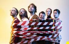 Pinguini Tattici Nucleari in concerto al Flowers Festival 2019 di Collegno