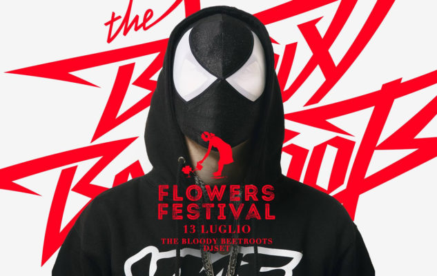 The Bloody Beetroots DjSet al Flowers Festival 2019