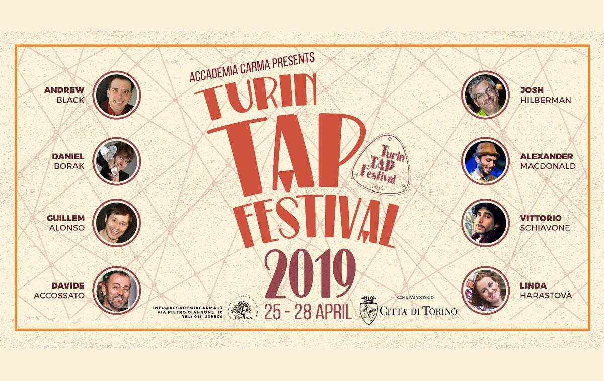 Turin Tap Festival 2019