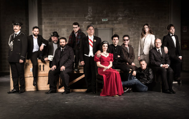 Amleto: l'iconica tragedia shakespeariana in scena alle Fonderie Limone