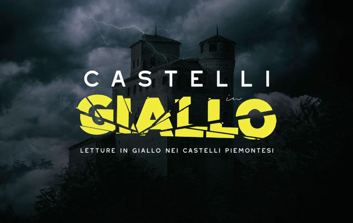 Castelli in Giallo: festival di letteratura noir nei più affascinanti castelli del Piemonte