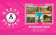 Circo Cinico a Torino: l'Estetista Cinica arriva sotto la Mole
