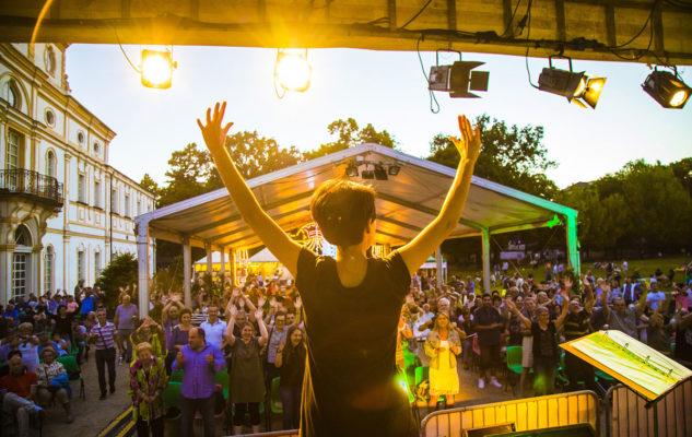 Evergreen Festival 2019: concerti e spettacoli gratuiti al Parco della Tesoriera