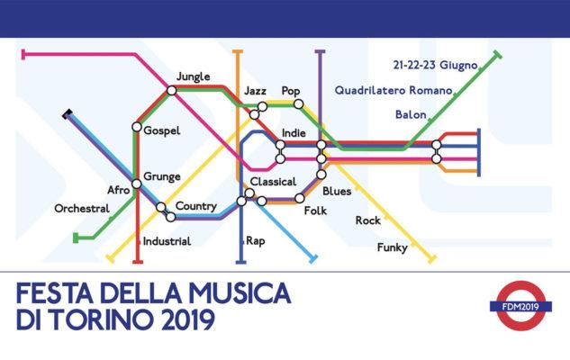 La Festa della Musica di Torino 2019: 200 concerti gratuiti in giro per la città