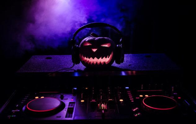 Halloween 2019 alla Reggia di Venaria: cena e dj set